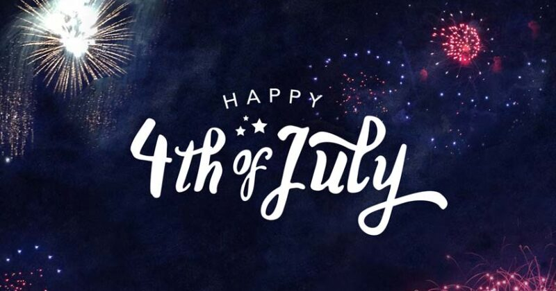Firework Safety & The 4th