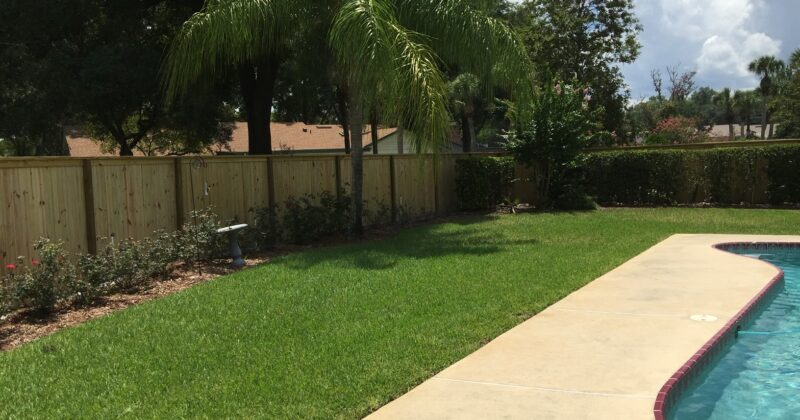 Pool Code – What's Required of My Fence?